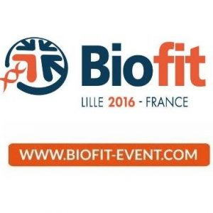 Meet us at Biofit 2016